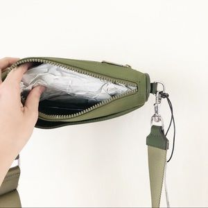 66431bc8b Rebecca Minkoff Bags - Rebecca Minkoff Solstice Mini 5 Zip Crossbody Bag